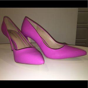 Fuchsia BCBG Heels